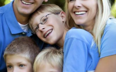 Colorado Summer Family Portraits