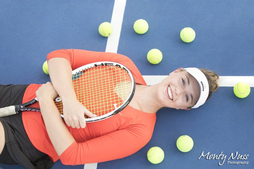 senior high school tennis
