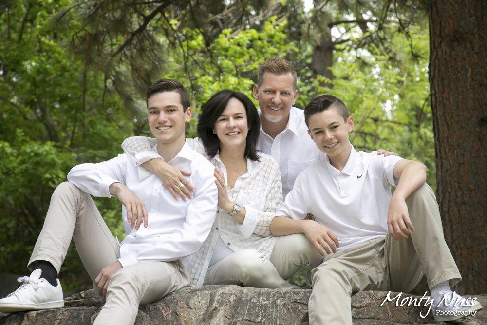 family portrait littleton photographer khaki whtiel
